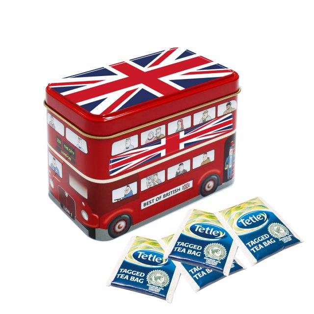 Bus Tin – Tea