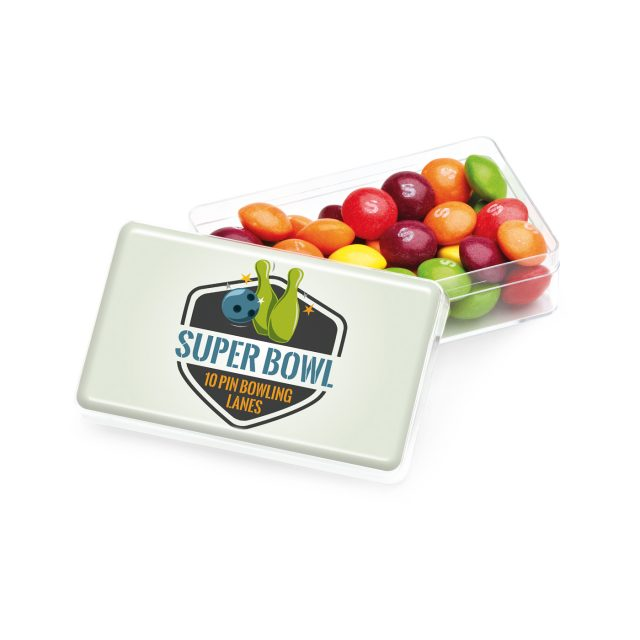 Maxi Rectangle Pot – Skittles