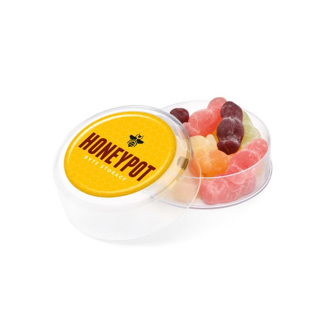 Maxi Round Pot – Jelly Babies