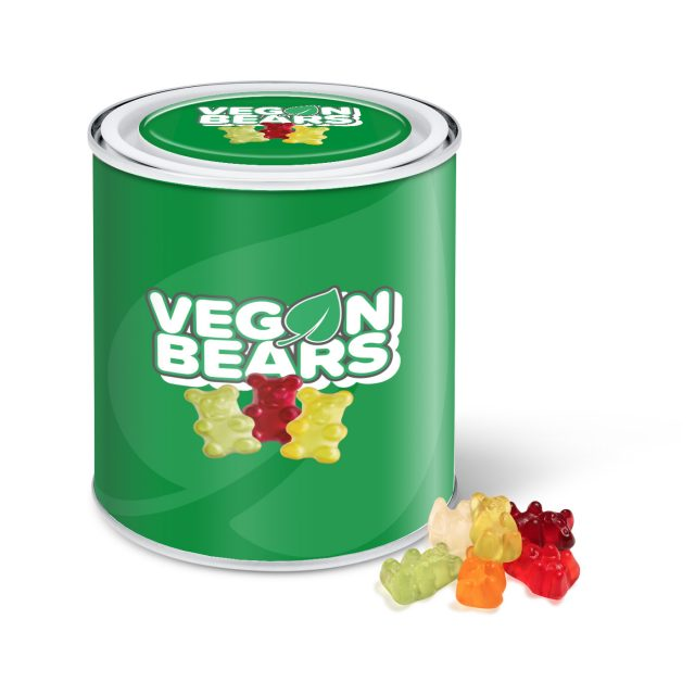 Large Paint Tin – Kalfany Vegan Bears