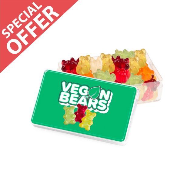 Special Offer – Maxi Rectangle Pot – Kalfany Vegan Bears