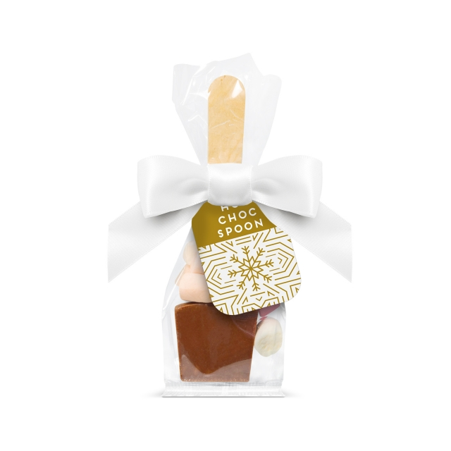 Winter Collection – Swing Tag Bag – Hot Choc & Marshmallows