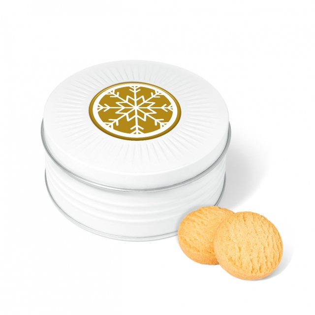 Winter Collection – Sunray Treat Tin – Mini Shortbread Biscuits