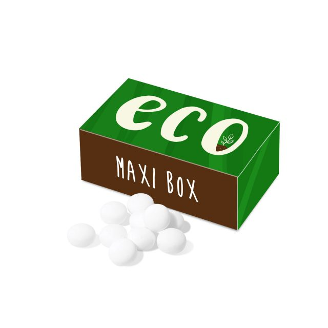 Eco Range – Eco Maxi Box – Mint Imperials – COMING SOON