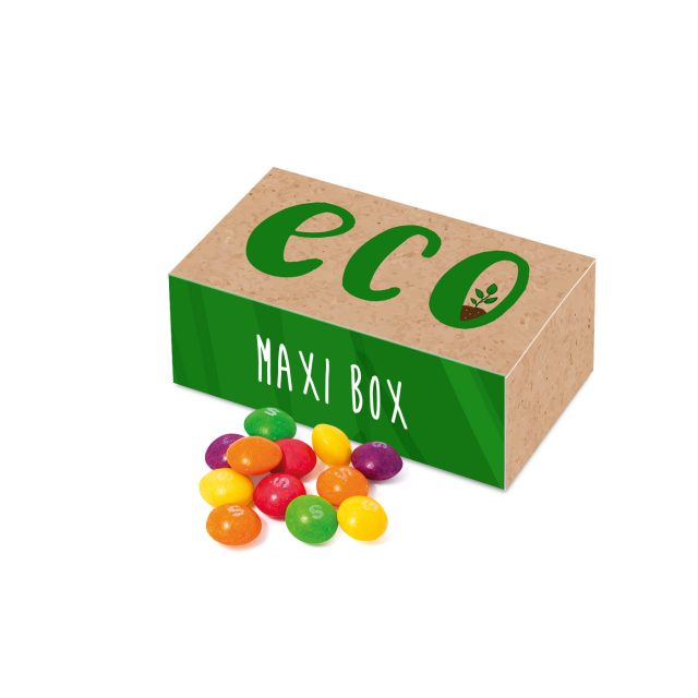 Eco Range – Eco Maxi Box – Skittles – COMING SOON