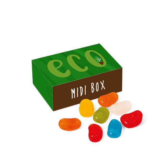 Eco Range – Eco Midi Box – Jolly Beans – COMING SOON