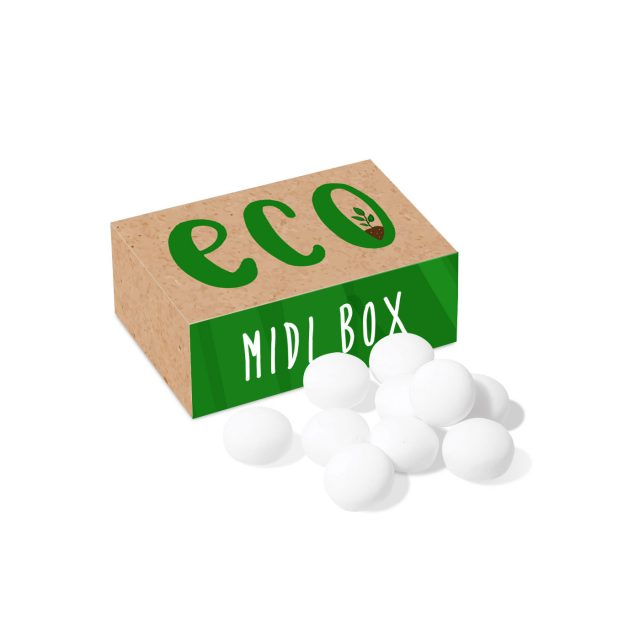Eco Range – Eco Midi Box – Mint Imperials