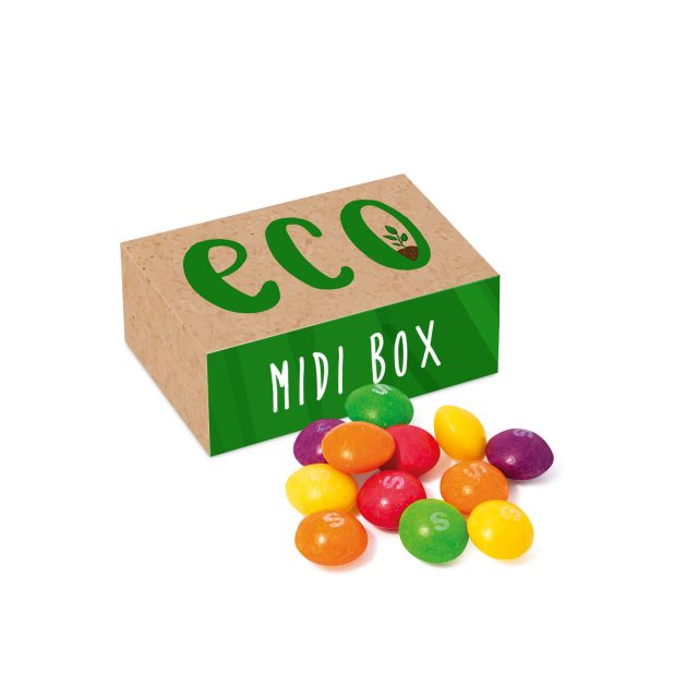 Eco Range – Eco Midi Box – Skittles – COMING SOON