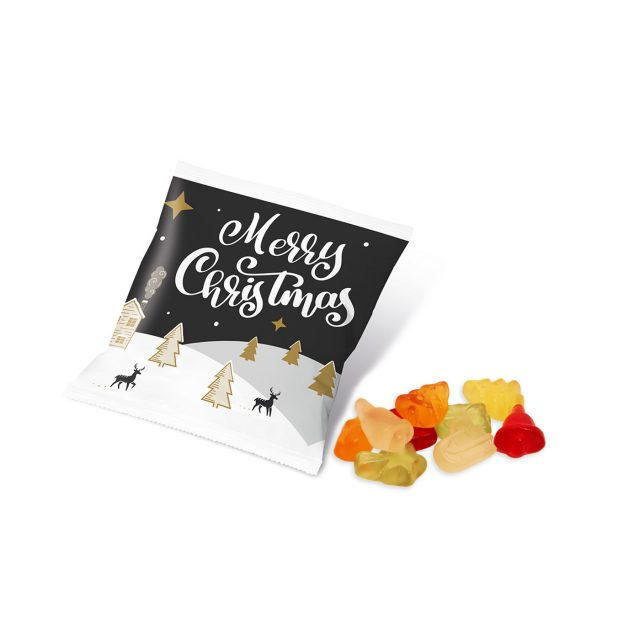 Winter Collection 2020 – Flow Bag – Kalfany Christmas Fruit Gums – 10g