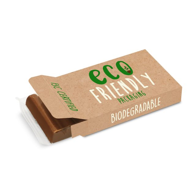 Eco Range – Eco 6 Baton Box – Chocolate Bar