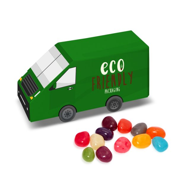 Eco Range – Eco Van Box – Jelly Bean Factory®