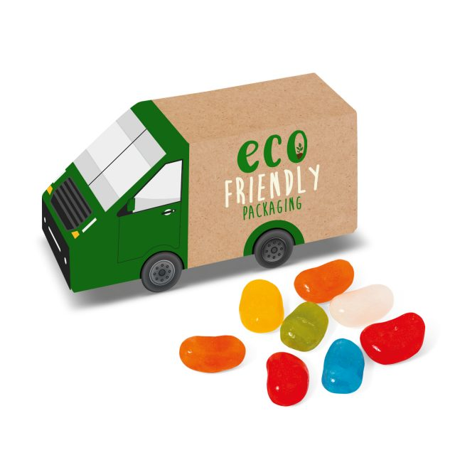 Eco Range – Eco Van Box – Jolly Beans – COMING SOON