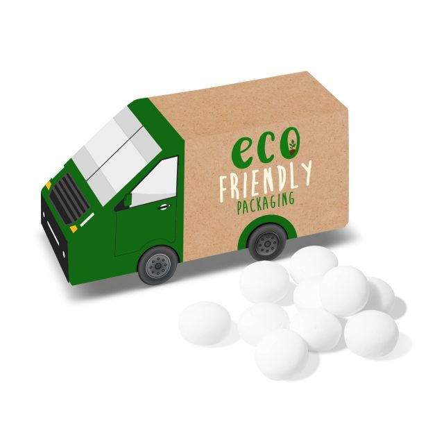 Eco Range – Eco Van Box – Mint Imperials – COMING SOON