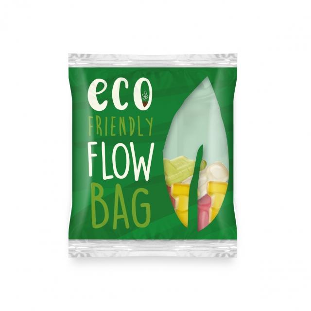 Eco Range – Eco Flow Bag – Kalfany Fruit Gums – 10g